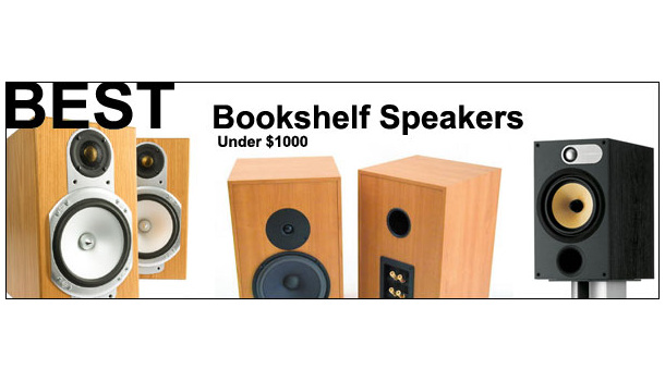 Best Bookshelf Speakers Under 1000 Editor S Choice