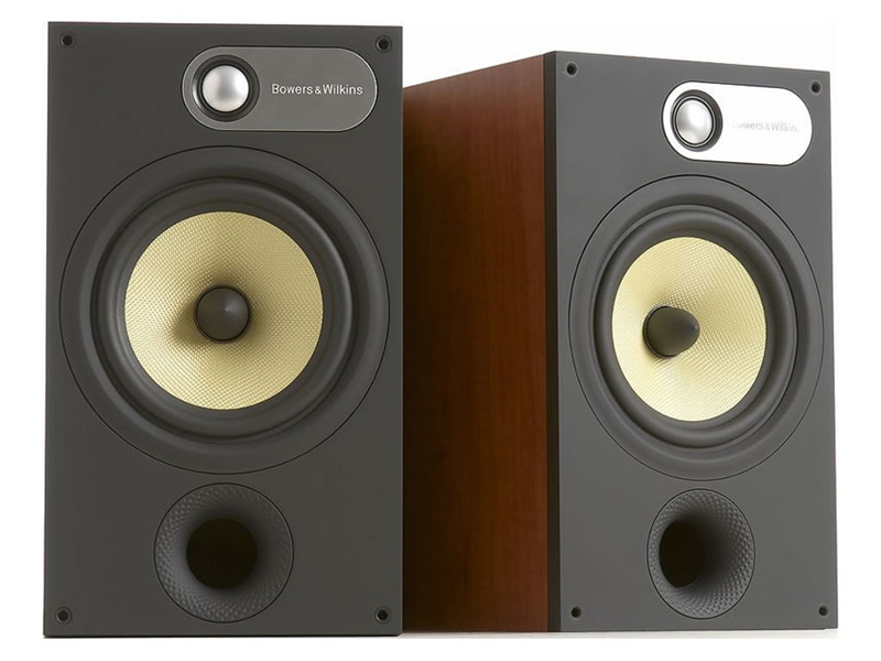 B&W 685 Bookshelf Speakers user reviews : 4 3 out of 5 - 24