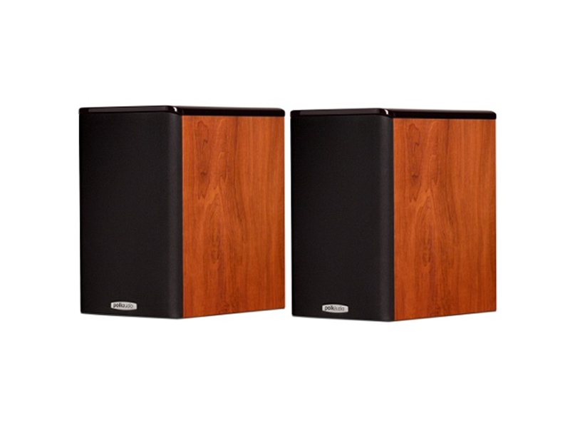 Polk Audio TSi100 Cherry Bookshelf Speakers NO REVIEWS YET